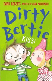 Dirty Bertie Kiss!
