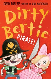 Dirty Bertie Pirate!