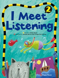 I Meet Listening 2 Student's Book with Workbook + Audio CD