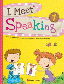 I Meet Speaking 1 Student's Book with Workbook + Audio CD (1)