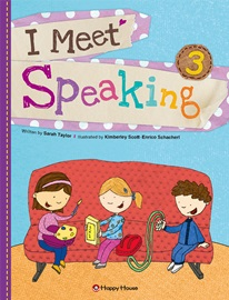 I Meet Speaking 3 Student's Book with Workbook + Audio CD (1)