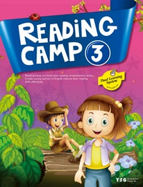 Reading Camp 3 Student's Book with Workbook + MP3 CD