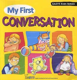 Easys Kids Series My First Conversation Student's Book with CD