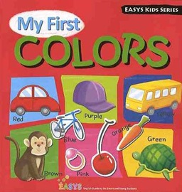 Easys Kids Series My First Colors Student's Book with CD