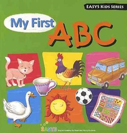 Easys Kids Series My First ABC Student's Book with CD