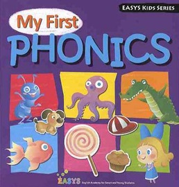 Easys Kids Series My First Phonics Student's Book with CD