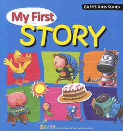 Easys Kids Series My First Story Student's Book with CD