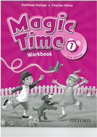 Magic Time 1 Workbook [2nd Edition]