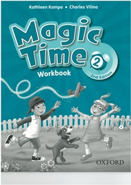 Magic Time 2 Workbook [2nd Edition]