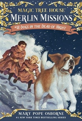 Merlin Mission #18:Dogs in the Dead of Night(PB)