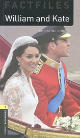 [행사]Oxford Bookworms Factfiles 1 William and Kate