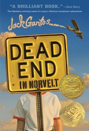 Newbery 수상작 Dead End in Norvelt (리딩레벨 5.0↑)