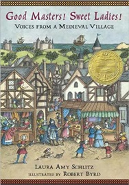 Newbery 수상작 Good Masters! Sweet Ladies! Voices from a Medieval Village (리딩레벨 5.0↑)