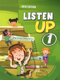 Listen Up 1 Student's Book with Dictation Book + 2 CDs [New Edition]  Fun & Easy Listening Practice