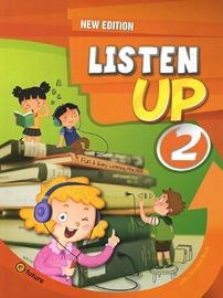 Listen Up 2 Student's Book with Dictation Book + 2 CDs [New Edition]  Fun & Easy Listening Practice