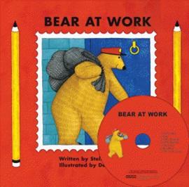 Pictory Pre-Schooler Bear at Work (Paperback+Audio CD)