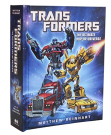 LB-Transformers-the Ultimate Pop-up Universe (Pop-up)