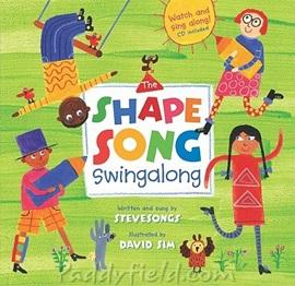 노부영 Shape Song Swingalong (Paperback+Hybrid CD)