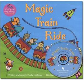 노부영 Magic Train Ride (Paperback+Hybrid CD)
