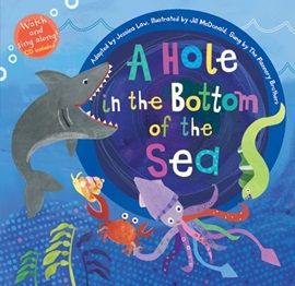 노부영 A Hole in the Bottom of the Sea (Paperback+Hybrid CD)