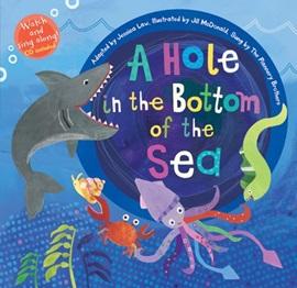 노부영 A Hole in the Bottom of the Sea (Paperback+Hybrid CD)