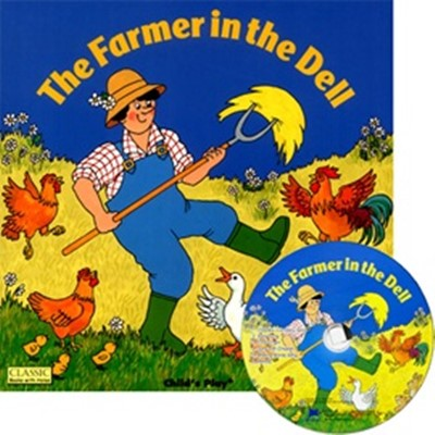 노부영 The Farmer in the Dell (Paperback+CD)