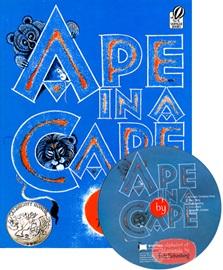 노부영 Ape in a Cape (Paperback+CD)