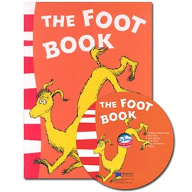 노부영 The Foot Book (Paperback+CD)
