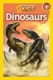 National Geographic Kids Level 1 Dinosaurs