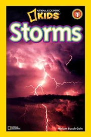 National Geographic Kids Level 1 Storms