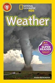 National Geographic Kids Level 1 Weather