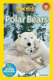 National Geographic Kids Level 1 Polar Bears