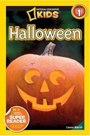 National Geographic Kids Level 1 Halloween