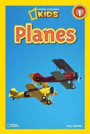National Geographic Kids Level 1 Planes