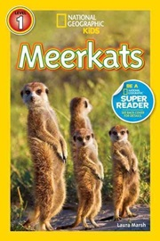 National Geographic Kids Level 1 Meerkats