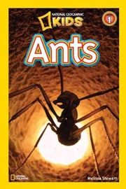 National Geographic Kids Level 1 Ants