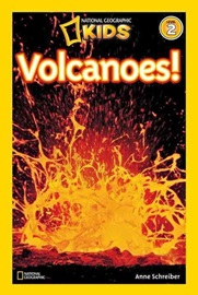 National Geographic Kids Level 2 Volcanoes!