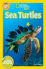 National Geographic Kids Level 2 Sea Turtles
