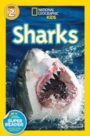 National Geographic Kids Level 2 Sharks!