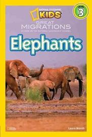 National Geographic Kids Level 3 Elephants