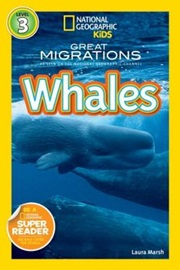 National Geographic Kids Level 3 Whales