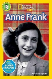 National Geographic Kids Level 3 Anne Frank