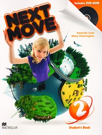 Next Move 2 Student's Book with DVD-ROM