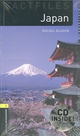 Oxford Bookworms Factfiles 1 Japan CD Pack