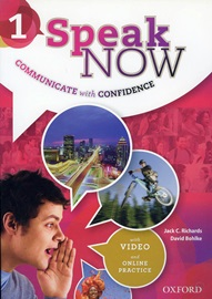 Speak Now 1 Studentbook with Online Practice