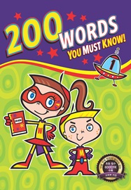 200 Words You Must Know 1 Student's Book with CD