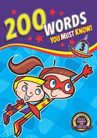 200 Words You Must Know 3 Student's Book with CD