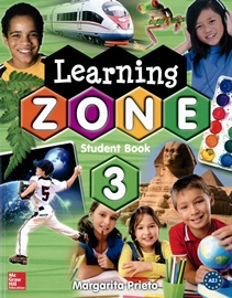 Learning Zone 3 Studentbook with MP3 Student CD