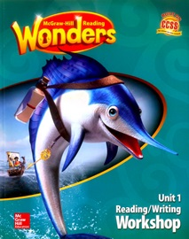 Wonders 2.1 Package (Reading/Writing Workshop with MP3 CD + Your Turn Practice Book with MP3 CD)