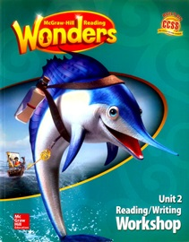 Wonders 2.2 Package (Reading/Writing Workshop with MP3 CD + Your Turn Practice Book with MP3 CD)
